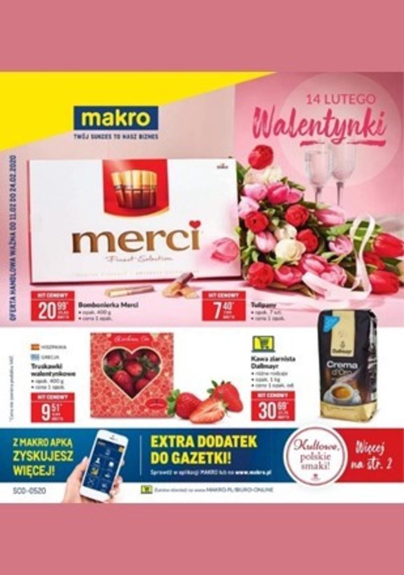 Gazetka promocyjna Makro Cash&Carry - ważna od 11. 02. 2020 do 24. 02. 2020