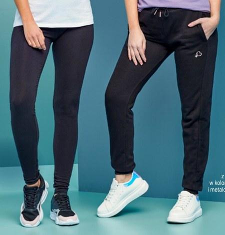 Spodnie dresowe damskie Pepco