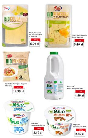 Lidl i oferta BIO organic