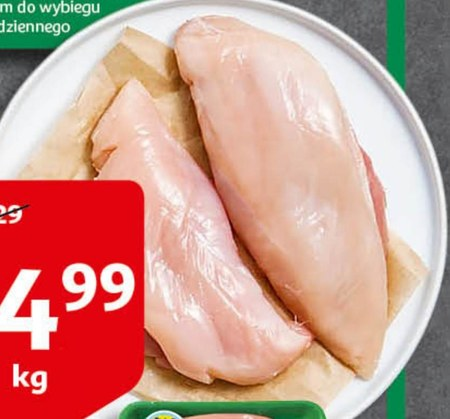 Filet z piersi kurczaka Auchan