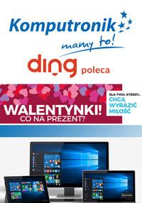 Gazetka promocyjna Komputronik - Komputronik na każdą okazję ! - ważna do 12-03-2020