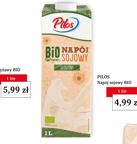 Napój sojowy Pilos