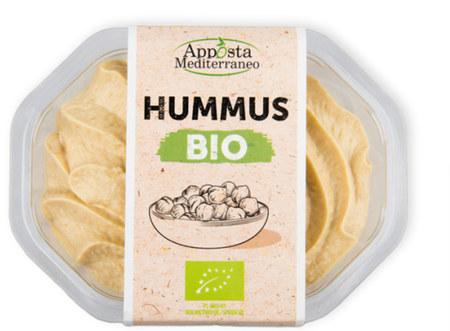 Hummus Apposta Mediterraneo