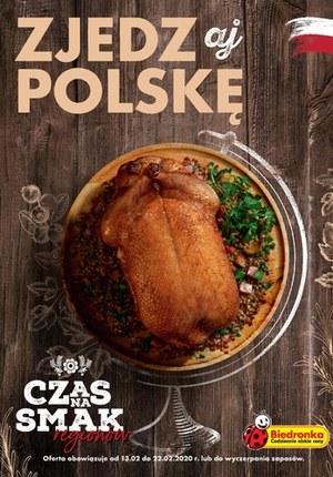 Gazetka promocyjna Biedronka - Najnowsze promocje Biedronki!