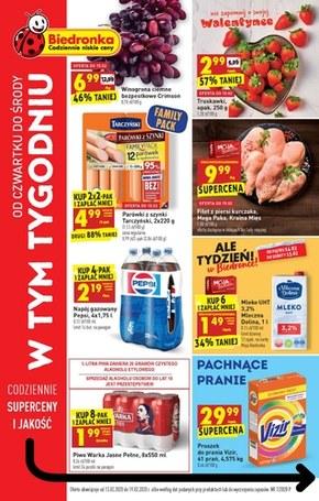 Promocje tygodnia w Biedronce