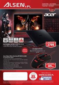 Gazetka promocyjna Alsen - Komputery gamingowe w sklepach Alsen! - ważna do 31-03-2020