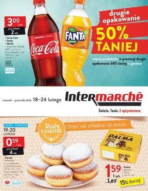 Czas na słodkie co nieco w Intermarche!