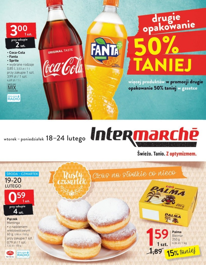 gazetki Intermarche Super