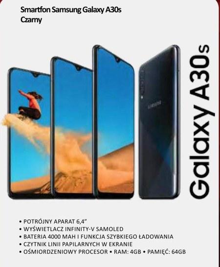 Smartfon Galaxy A30s Samsung
