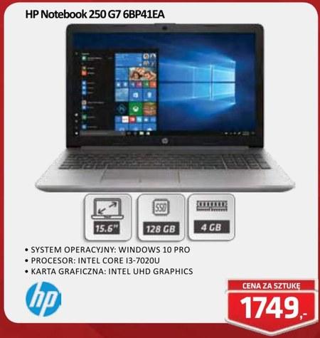 Notebook 250 G7 6BP41EA HP