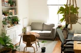 Odnawianie mieszkania na wiosnę. Jak odświeżyć mieszkanie małym kosztem?