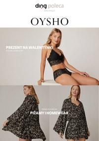 Gazetka promocyjna Oysho - Bielizna  nie tylko walentynkowa w OYSHO - ważna do 29-02-2020