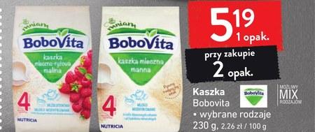 Kaszka dla dzieci BoboVita