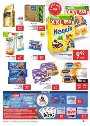 Tłusty Czwartek w Carrefour