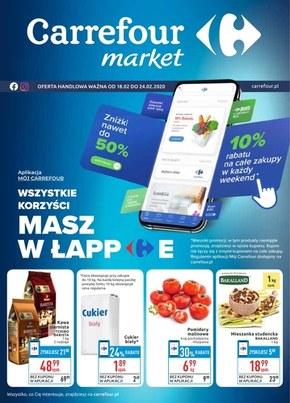 Rabaty w Carrefour Market