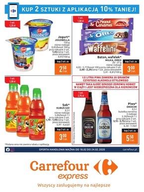 Niskie ceny w Carrefour Express