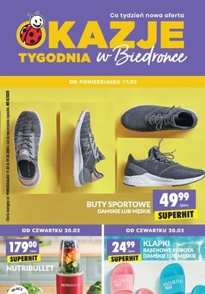 Gazetka promocyjna Biedronka - Promocje w Biedronce!