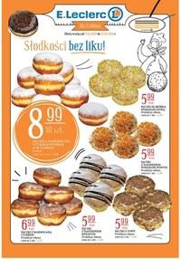 Gazetka promocyjna E.Leclerc - Słodkości bez liku w E.Leclerc Lublin! - ważna do 22-02-2020