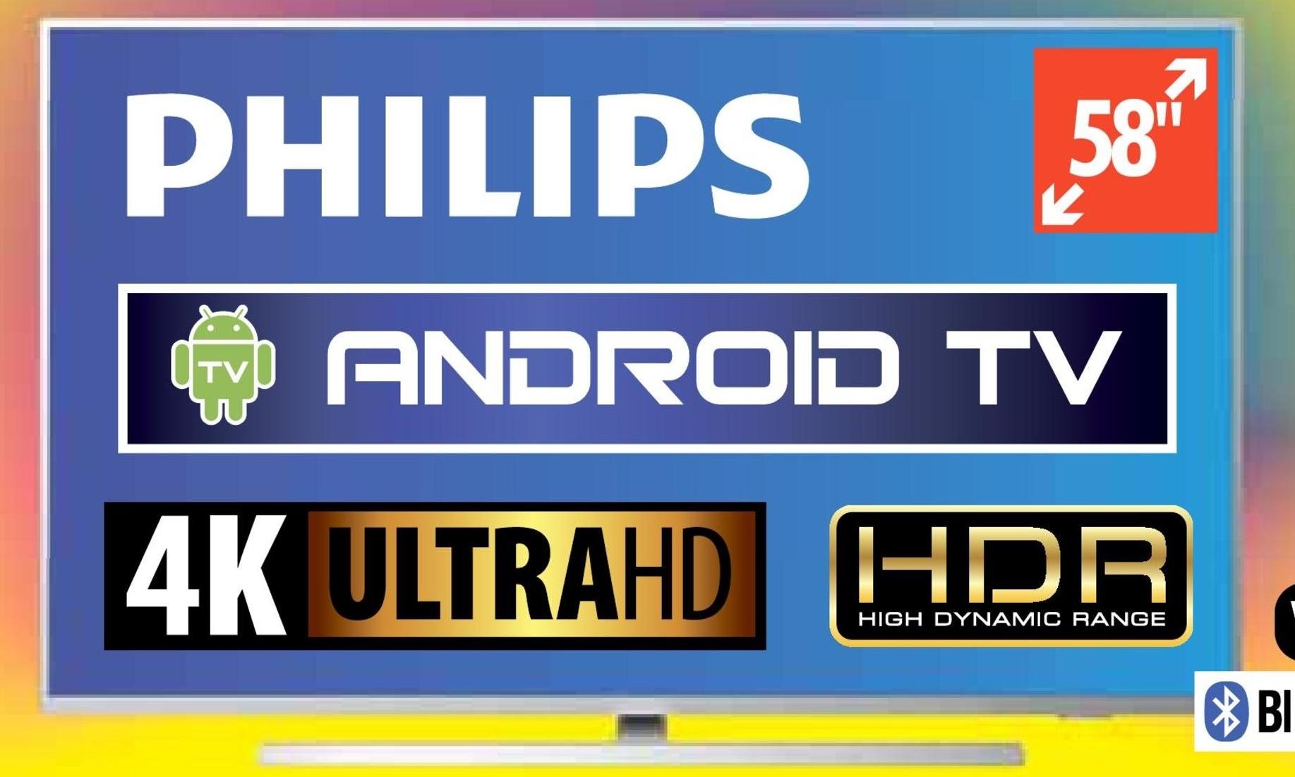 Telewizor LED 58PUS7304 Philips niska cena