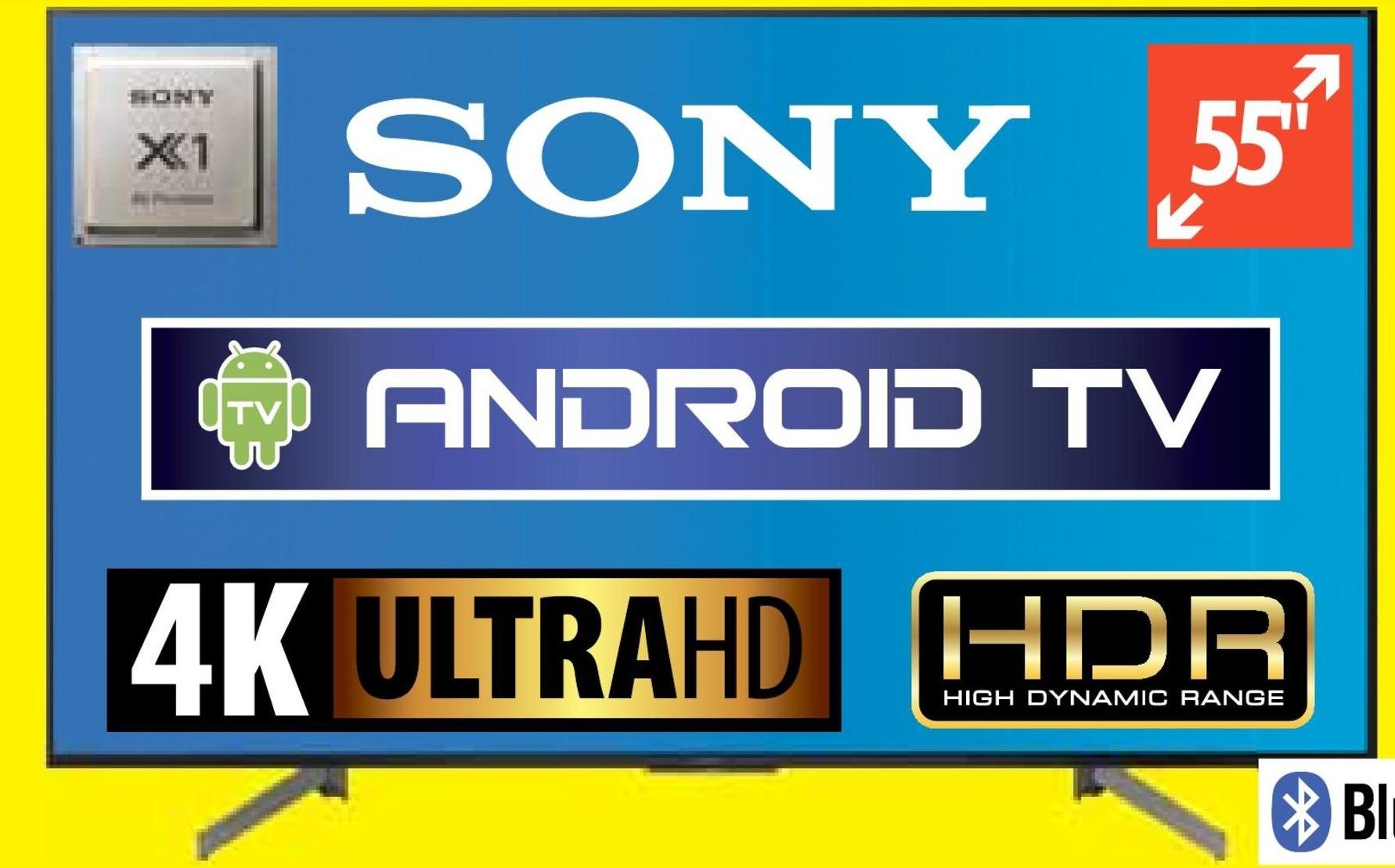 Telewizor LED KD-55XG8596 Sony niska cena