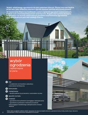 Pomysły na ogrodzenie w Castoramie