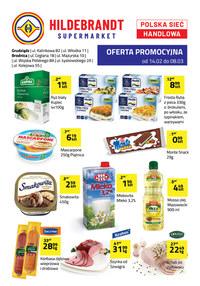 Gazetka promocyjna Hildebrandt - Promocje w sklepach Hildebrandt - Grudziądz i Brodnica - ważna do 08-03-2020