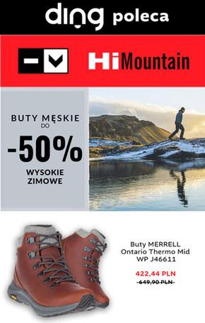 Hity cenowe w Hi Mountain