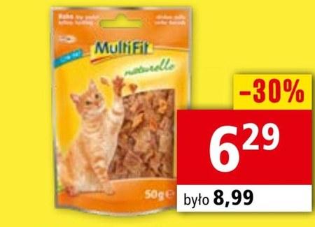 Przekąska dla kota Multifit
