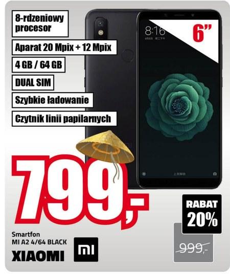 Smartfon MI A2 Xiaomi