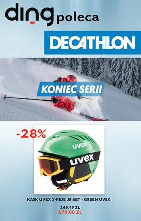 Przeceny serii zimowej w Decathlon