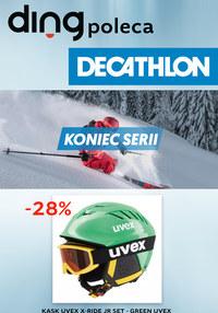 Gazetka promocyjna Decathlon - Przeceny serii zimowej w Decathlon - ważna do 18-03-2020