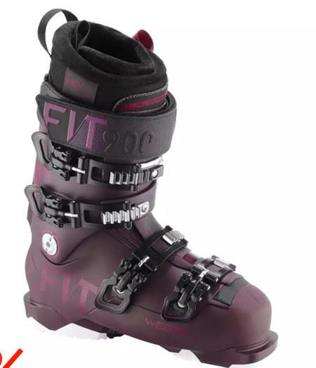 Buty narciarskie Decathlon