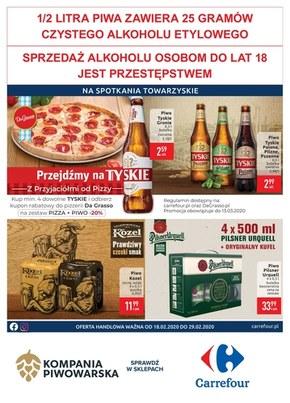 Najnowsze promocje w Carrefour!