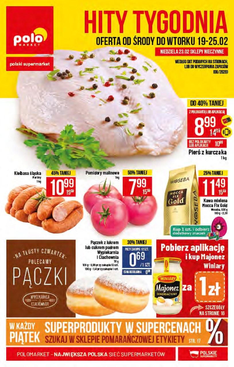 Gazetka promocyjna POLOmarket - ważna od 19. 02. 2020 do 25. 02. 2020