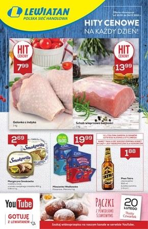 Promocje w sklepach lewiatan - Kujawy