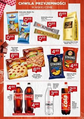 Promocje w sklepach Lewiatan - Małopolska