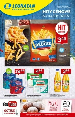 Promocje w sklepach Lewiatan - Mazowsze