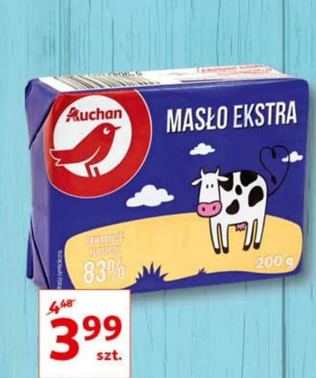Masło Auchan