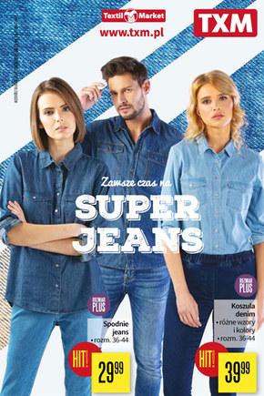Super Jeans w Textil Market