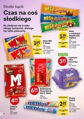 Super promocje w sklepach Żabka!