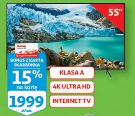Telewizor 55RU7172 Samsung