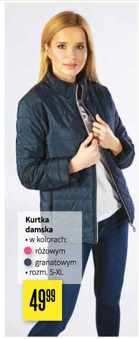 Kurtka damska Textil Market