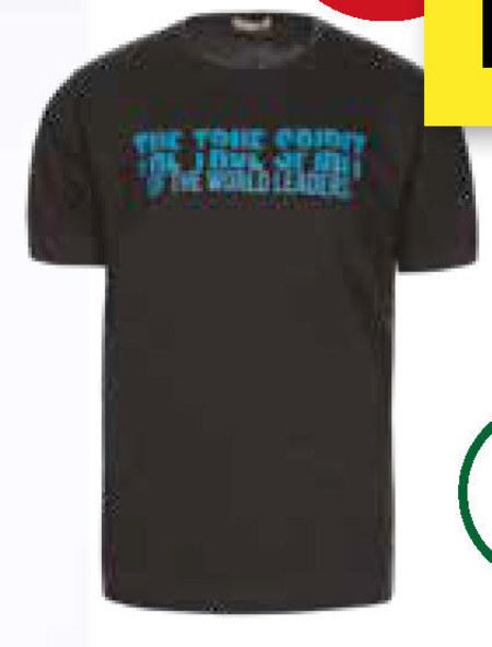 T-shirt męski Textil Market