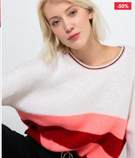 Sweter damski Camaieu