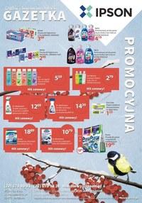 Gazetka promocyjna Ipson - Czystość i higiena z Ipson - ważna do 06-03-2020