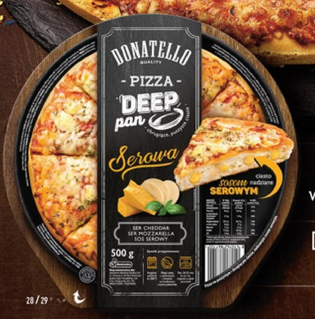 Pizza Deep Pan