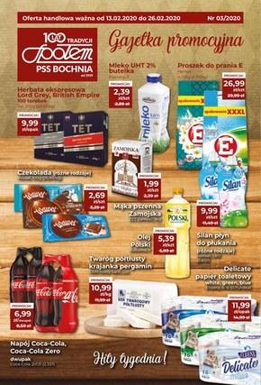 PSS Bochnia - gazetka promocyjna
