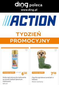 Gazetka promocyjna Action - Tydzień promocyjny trwa - Action - ważna do 25-02-2020