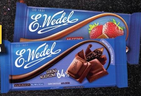 Czekolada Wedel