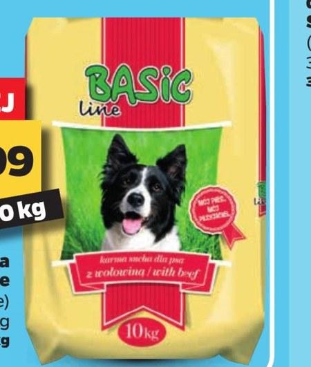 Karma dla psa Basic Linda
